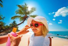 تصویر از کرم ضد آفتاب خوب چه ویژگیهایی دارد و چگونه باید از آن استفاده کنیم؟! 😎