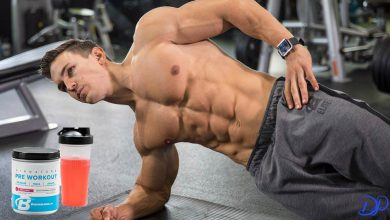 تصویر از مکمل بدنسازی چقدر در افزایش کارایی بدن تاثیرگذار است؟!
