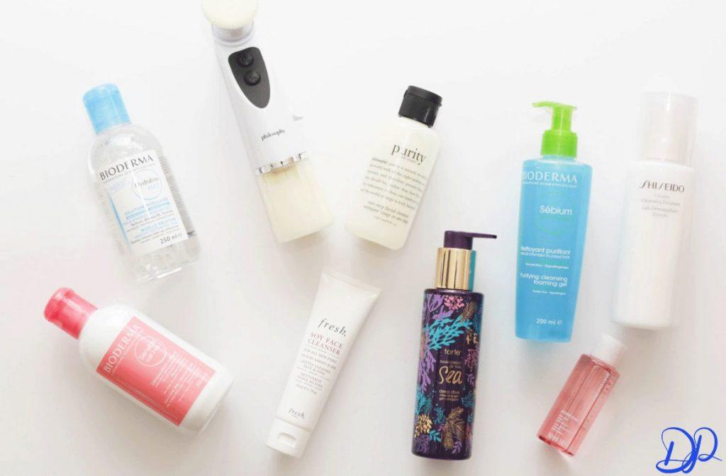 بهترین پاک کننده های آرایش صورت