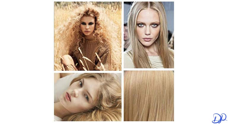 رنگ مو Wheat Blonde