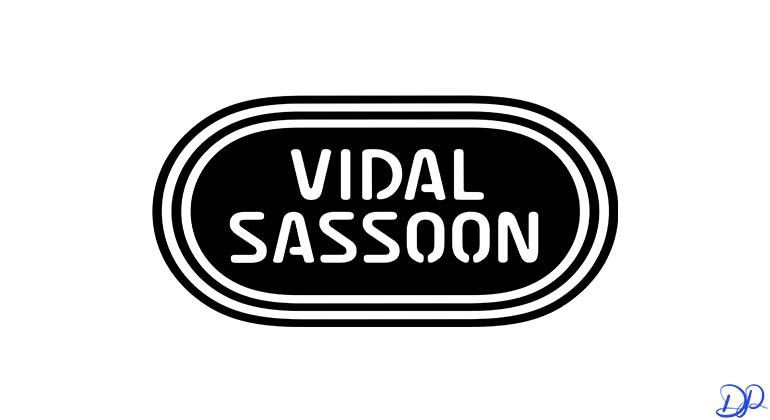 رنگ مو برند Vidal Sassoon