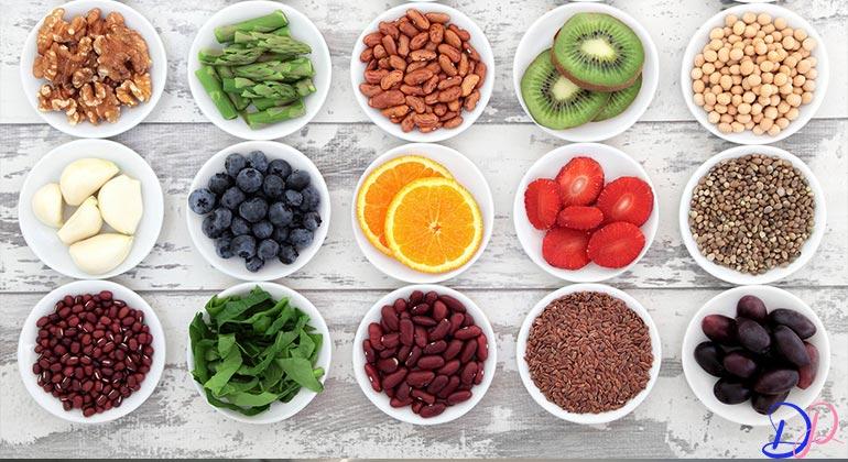 درمان خشکی پوست با آنتی اکسیدان ها